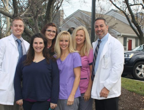 Smiling Faces You Will See At Our Podiatry Office!